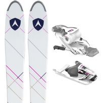 Dynastar - Cham 2.0 Woman 87 Ski + Xpress W11 B83 Fixations No Name