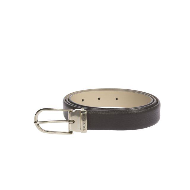 Trussardi ceinture brun