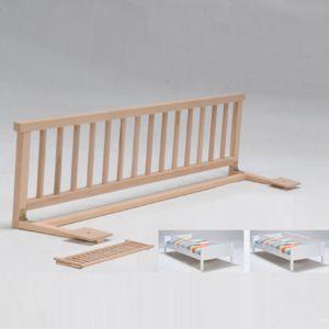 no name barri re de lit naturel pas cher achat. Black Bedroom Furniture Sets. Home Design Ideas