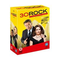 Universal Pictures - 30 Rock - Complete Season 1-7 Box Set Import anglais