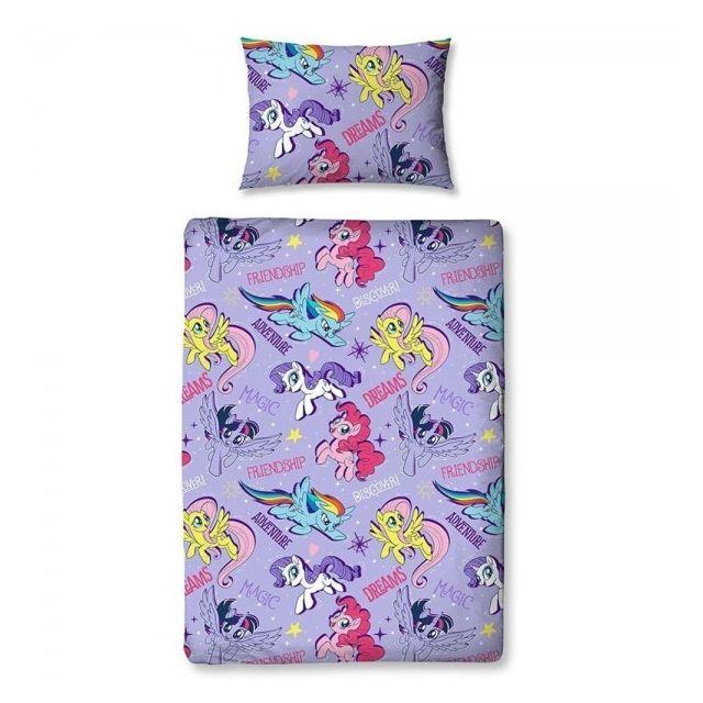 My Little Pony Mon Petit Poney Parure De Lit Bebe Housse De