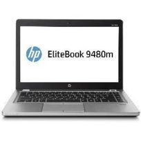 HP - EliteBook Folio 9480m - Intel Core i5 4310U 2 Ghz - RAM 8 Go - SSD 180 Go - 14.1'' - Reconditionné