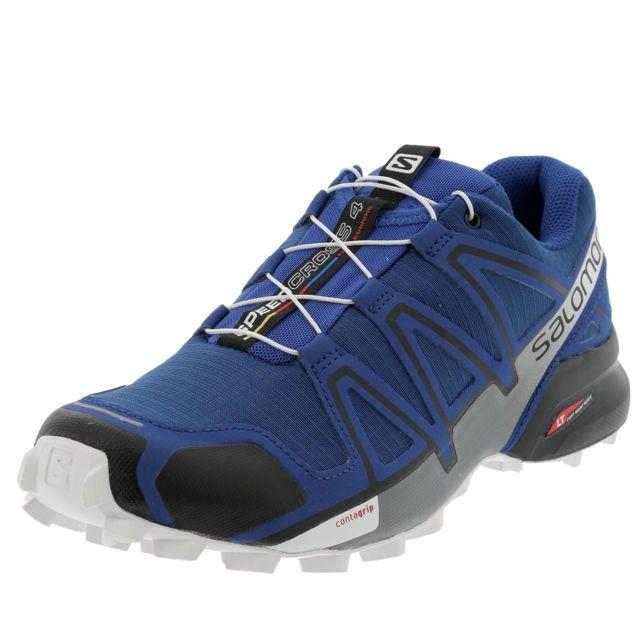 Chaussures running trail Speedcross 4 blue trail Bleu 13112