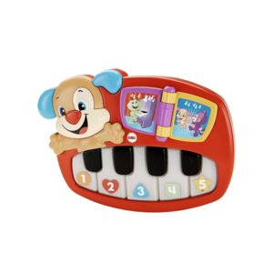 fisher price le piano de puppy dld20 pas cher achat. Black Bedroom Furniture Sets. Home Design Ideas