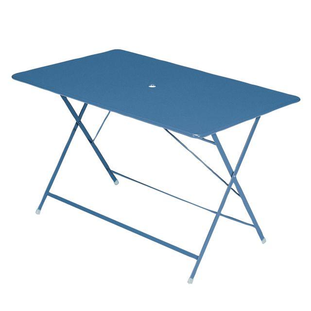 Oasi by Emu - Table de jardin rectangulaire pliante 118x76cm ...