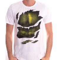 Codi - Tshirt homme Marvel - Hulk Body Avengers 2