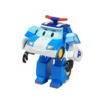 Ouaps - Figurine Robocar Poli 8cm : Poli