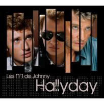 - Johnny Hallyday - Les no. 1 de Johnny Hallyday DigiPack