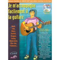 Carisch - Méthodes Et Pédagogie Huet Laurent - Je M'accompagne Facilement A La Guitare + Cd Guitare Acoustique