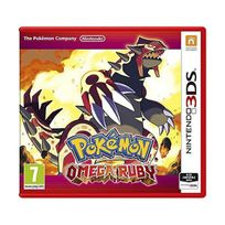 Nintendo - Pokémon Ruby Omega import anglais