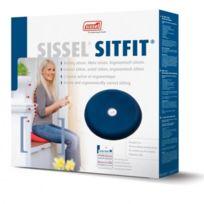Sissel - Coussin de siège Sitfit bleu