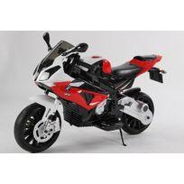 Bmw - Moto électrique enfant sportive pour enfant 12 V Rouge