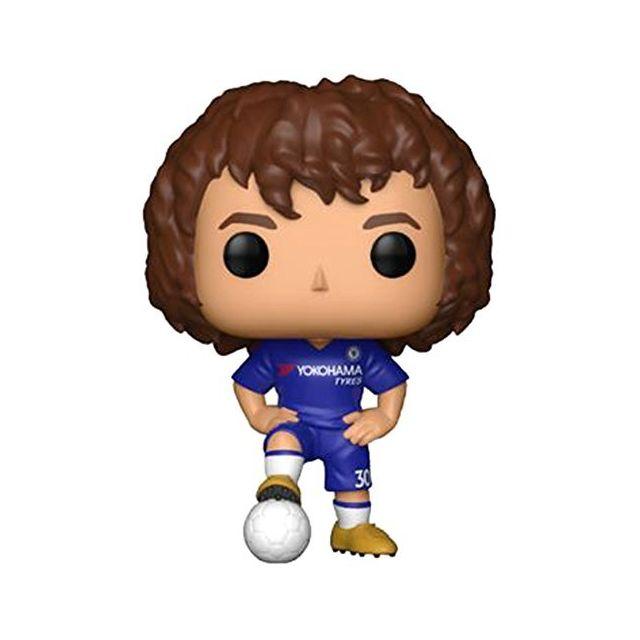 FOOTBALL - Bobble Head POP N°06 - David Luiz 'Chelsea