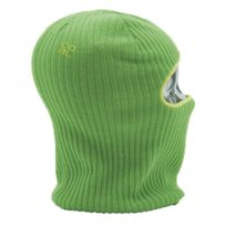 Coal - Cagoule Knit Clava Lime Green