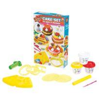 Be Toys - Go Babies - Pâte à modeler - Set de gateaux