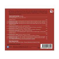 Warner Classics - Haydn:Quatuors Op 76, 33, 77