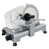 Beckers - Trancheuse électrique avec lame professionnelle de 19,5 cm E195
