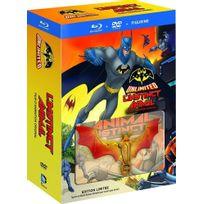 Warner Bros - Batman Unlimited L Instinct Animal/BLU-RAY+DVD +FIGURINE