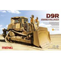 Meng Model - 1/35 Sutegozaurusu Series Ss-002 Israeli Army Armored Bulldozer D9R JAPAN Import