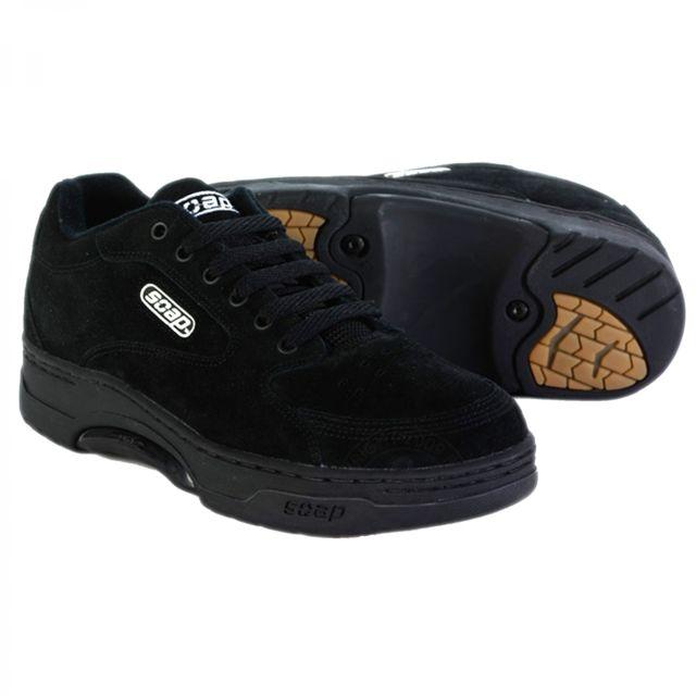Soap Baskets Homme Grind shoes vintage Collector Clean Black Us 5 8 9 10