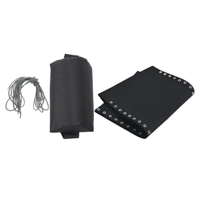 Tissu En Tissu Avec Lacets Oreiller Et Cordes Pour Chaise Sans Gravité