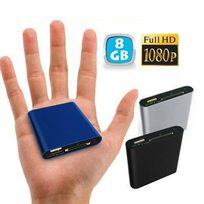 Yonis - Mini passerelle multimédia Full Hd 1080p Hdmi Tv Usb Sd disque dur 8Go