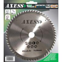 Axess - Lame de scie - 254mm - 24 dents