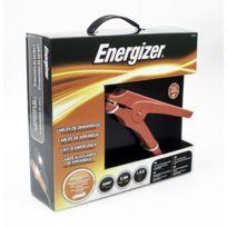 Energizer - câbles de démarrage 16mm² avec écla