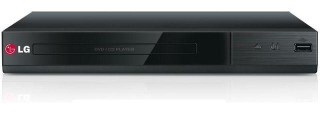 LG Lecteur DVD DP132H HDMI 1080p - USB - DivX - Contrôle parental