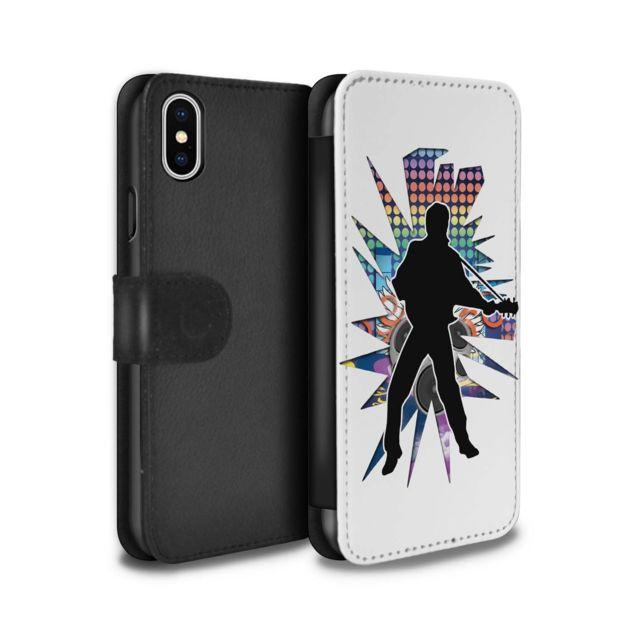 coque iphone xs rockstar