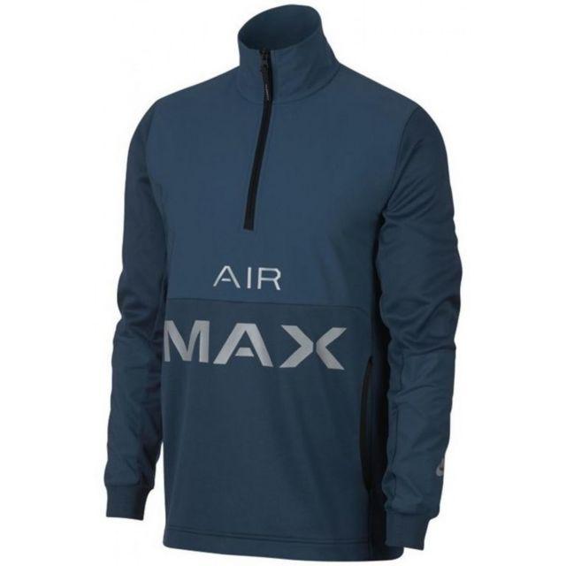 Nike Veste Sportswear Air Max 928757 474 Bleu pas cher