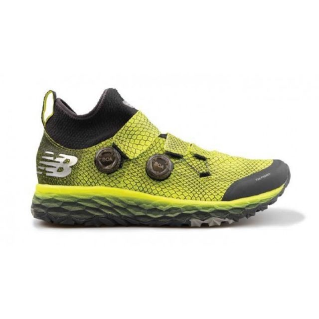 new balance trail jaune