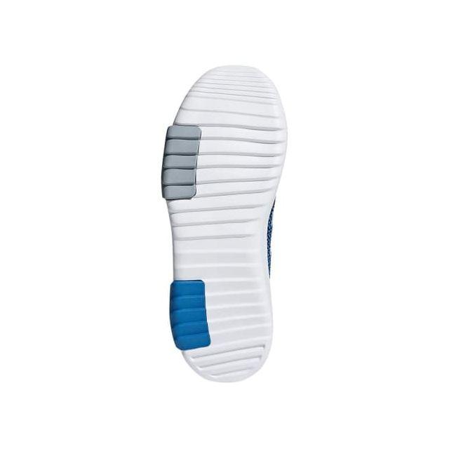 Adidas Chaussures neo Cloudfoam Racer Tr bleu blanc noir