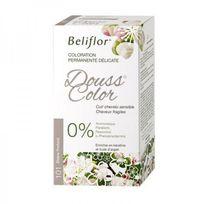 Béliflor - Coloration Pour Cheveux Dousscolor 101 - Ebène Profond