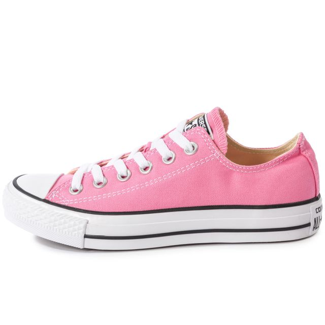 bb5a62cdbe8f6 ... converse all star rose Converse - Chuck Taylor All-star Canvas Ox Rose  - pas cher Achat .