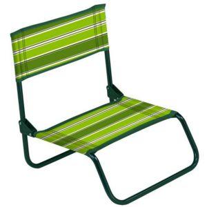 eredu si ge de plage caldos vert pas cher achat. Black Bedroom Furniture Sets. Home Design Ideas