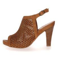 Lpb Shoes-les Petites Bombes - Chaussure à talon Marina Camel