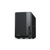 SYNOLOGY - DS218+ 2 baies avec transcodeur 4K