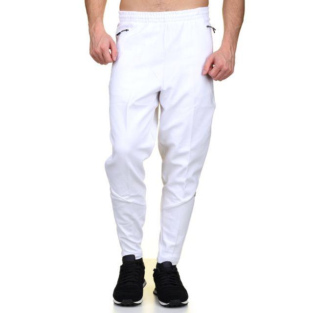 adidas jogging blanc