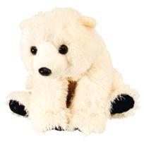 Wild Republic - Peluche ours polaire 30 cm