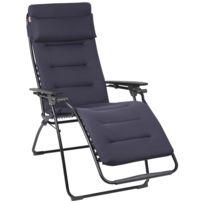 Lafuma Mobilier - Fauteuil relax Futura Air Comfort - acier