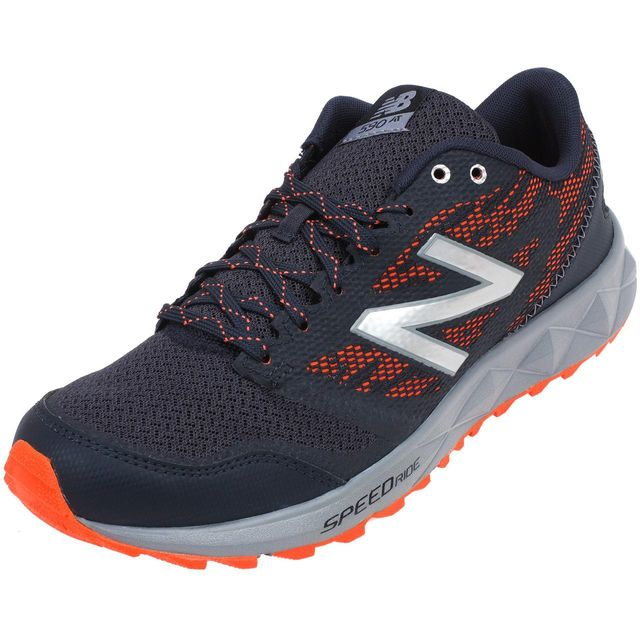 New balance chaussures running <strong>trail</strong> mt590 ro2 orange 38921