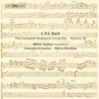 Bis - Spanyi | Conncerto Armonico Budapest | Abraham - Keyboard Concertos 18