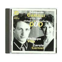 Ligia Digital - Carulli : Chitarra e pianoforte duo