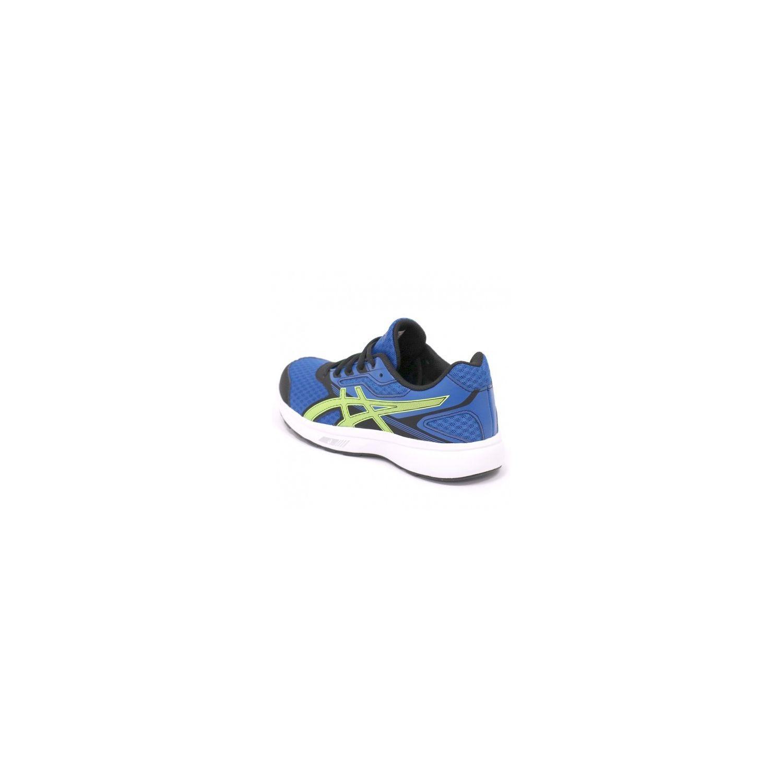 4yptqz Chaussures Gs Running Asics Garçon Stormer Bleu Multicouleur ymON0Pv8wn
