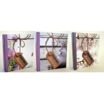 Ariane - Lot de 3 Albums photo mémo 200 pochettes Nature Lovers 11x15 cm
