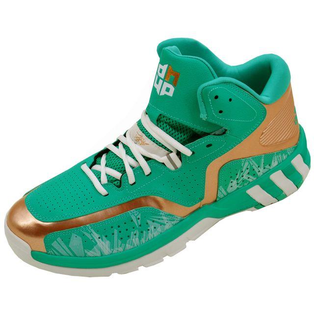 6 Adidas Howard Performance D Basketball D69541 Vert Chaussure BedoxrC