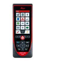 Leica - Télémètre Pro avec écran tactile et portée de 200m – Disto D810 touch
