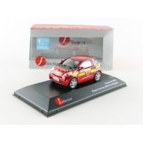 J-collection - 1/43 - Toyota Iq - Essex Uk Fire Brigade 2009 - Jc169