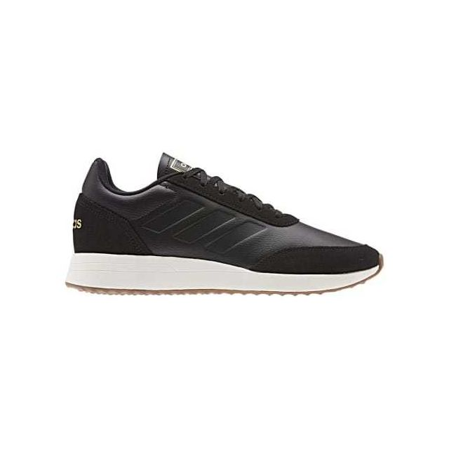 Adidas Chaussures Run 70s noir logo blanc logo noir pas